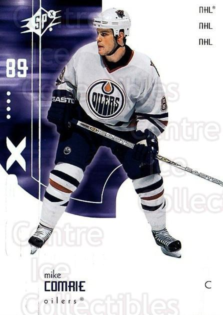 2002-03 SPx #32 Mike Comrie<br/>5 In Stock - $1.00 each - <a href=https://centericecollectibles.foxycart.com/cart?name=2002-03%20SPx%20%2332%20Mike%20Comrie...&quantity_max=5&price=$1.00&code=106789 class=foxycart> Buy it now! </a>