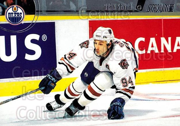 2002-03 Stadium Club Silver Decoy Cards #22 Ryan Smyth<br/>4 In Stock - $2.00 each - <a href=https://centericecollectibles.foxycart.com/cart?name=2002-03%20Stadium%20Club%20Silver%20Decoy%20Cards%20%2322%20Ryan%20Smyth...&quantity_max=4&price=$2.00&code=106884 class=foxycart> Buy it now! </a>