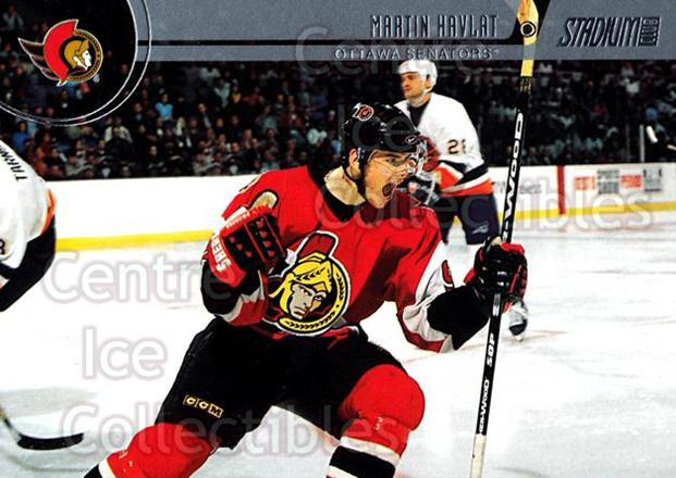 2002-03 Stadium Club Silver Decoy Cards #27 Martin Havlat<br/>3 In Stock - $2.00 each - <a href=https://centericecollectibles.foxycart.com/cart?name=2002-03%20Stadium%20Club%20Silver%20Decoy%20Cards%20%2327%20Martin%20Havlat...&quantity_max=3&price=$2.00&code=106889 class=foxycart> Buy it now! </a>