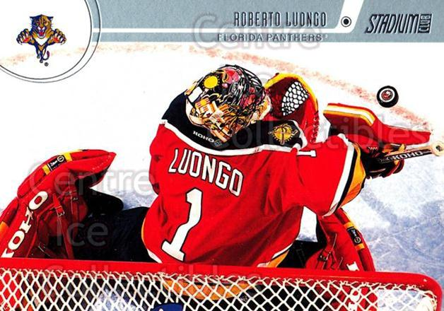 2002-03 Stadium Club Silver Decoy Cards #29 Roberto Luongo<br/>3 In Stock - $2.00 each - <a href=https://centericecollectibles.foxycart.com/cart?name=2002-03%20Stadium%20Club%20Silver%20Decoy%20Cards%20%2329%20Roberto%20Luongo...&quantity_max=3&price=$2.00&code=106891 class=foxycart> Buy it now! </a>