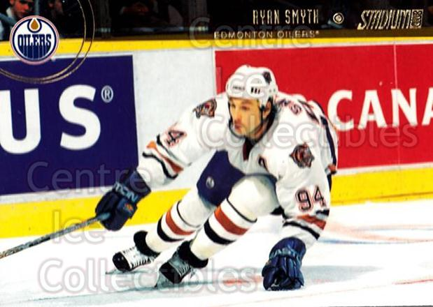 2002-03 Stadium Club #22 Ryan Smyth<br/>11 In Stock - $1.00 each - <a href=https://centericecollectibles.foxycart.com/cart?name=2002-03%20Stadium%20Club%20%2322%20Ryan%20Smyth...&quantity_max=11&price=$1.00&code=107001 class=foxycart> Buy it now! </a>