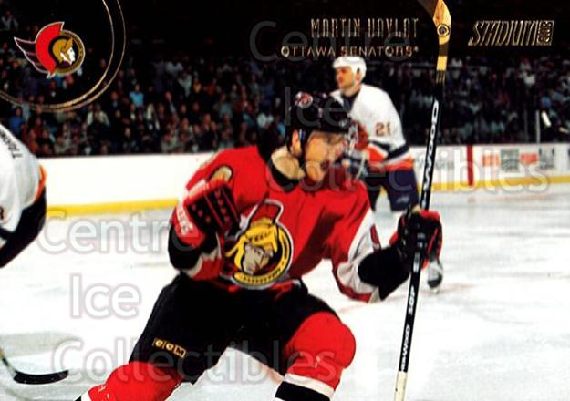 2002-03 Stadium Club #27 Martin Havlat<br/>9 In Stock - $1.00 each - <a href=https://centericecollectibles.foxycart.com/cart?name=2002-03%20Stadium%20Club%20%2327%20Martin%20Havlat...&quantity_max=9&price=$1.00&code=107006 class=foxycart> Buy it now! </a>