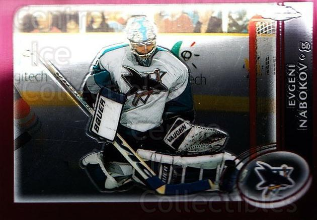 2002-03 Topps Chrome #128 Evgeni Nabokov<br/>7 In Stock - $1.00 each - <a href=https://centericecollectibles.foxycart.com/cart?name=2002-03%20Topps%20Chrome%20%23128%20Evgeni%20Nabokov...&quantity_max=7&price=$1.00&code=107634 class=foxycart> Buy it now! </a>