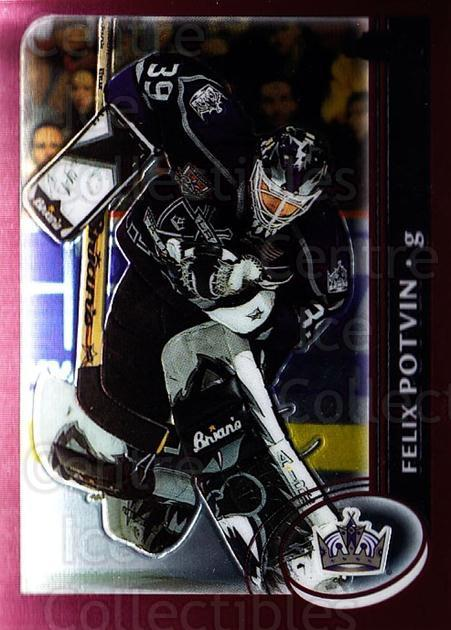 2002-03 Topps Chrome #18 Felix Potvin<br/>1 In Stock - $1.00 each - <a href=https://centericecollectibles.foxycart.com/cart?name=2002-03%20Topps%20Chrome%20%2318%20Felix%20Potvin...&quantity_max=1&price=$1.00&code=107682 class=foxycart> Buy it now! </a>