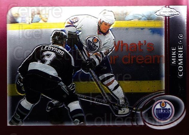 2002-03 Topps Chrome #22 Mike Comrie<br/>5 In Stock - $1.00 each - <a href=https://centericecollectibles.foxycart.com/cart?name=2002-03%20Topps%20Chrome%20%2322%20Mike%20Comrie...&quantity_max=5&price=$1.00&code=107688 class=foxycart> Buy it now! </a>