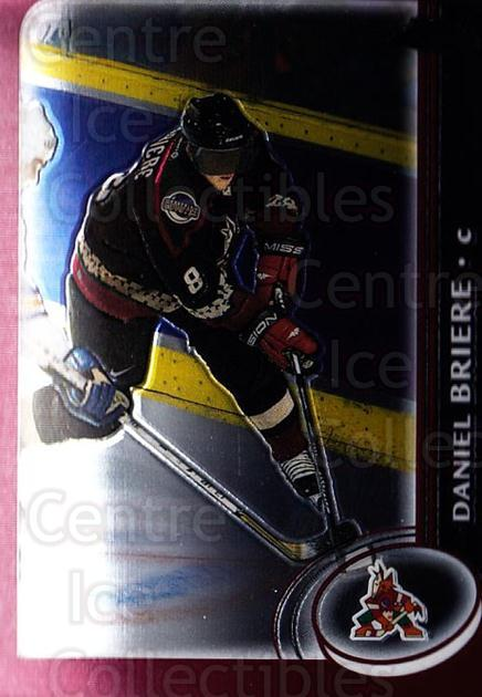2002-03 Topps Chrome #34 Daniel Briere<br/>4 In Stock - $1.00 each - <a href=https://centericecollectibles.foxycart.com/cart?name=2002-03%20Topps%20Chrome%20%2334%20Daniel%20Briere...&quantity_max=4&price=$1.00&code=107698 class=foxycart> Buy it now! </a>