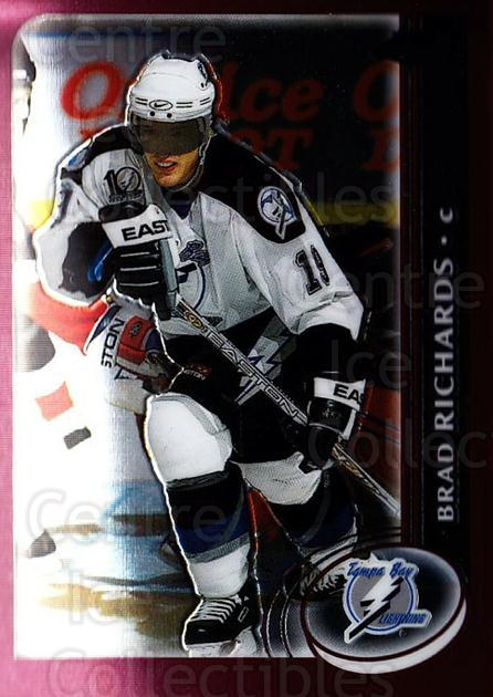 2002-03 Topps Chrome #88 Brad Richards<br/>4 In Stock - $1.00 each - <a href=https://centericecollectibles.foxycart.com/cart?name=2002-03%20Topps%20Chrome%20%2388%20Brad%20Richards...&quantity_max=4&price=$1.00&code=107747 class=foxycart> Buy it now! </a>