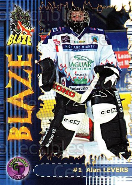 2002-03 UK British Elite Coventry Blaze #4 Alan Levers<br/>5 In Stock - $2.00 each - <a href=https://centericecollectibles.foxycart.com/cart?name=2002-03%20UK%20British%20Elite%20Coventry%20Blaze%20%234%20Alan%20Levers...&price=$2.00&code=109112 class=foxycart> Buy it now! </a>