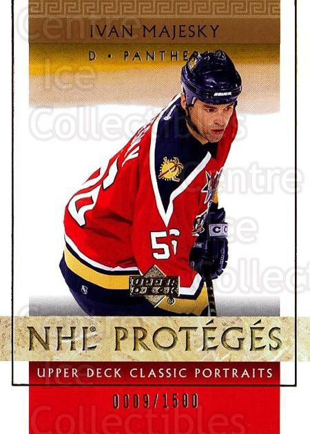 2002-03 UD Classic Portraits #115 Ivan Majesky<br/>6 In Stock - $3.00 each - <a href=https://centericecollectibles.foxycart.com/cart?name=2002-03%20UD%20Classic%20Portraits%20%23115%20Ivan%20Majesky...&quantity_max=6&price=$3.00&code=109242 class=foxycart> Buy it now! </a>