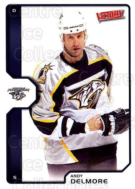 2002-03 UD Victory #122 Andy Delmore<br/>3 In Stock - $1.00 each - <a href=https://centericecollectibles.foxycart.com/cart?name=2002-03%20UD%20Victory%20%23122%20Andy%20Delmore...&quantity_max=3&price=$1.00&code=110062 class=foxycart> Buy it now! </a>