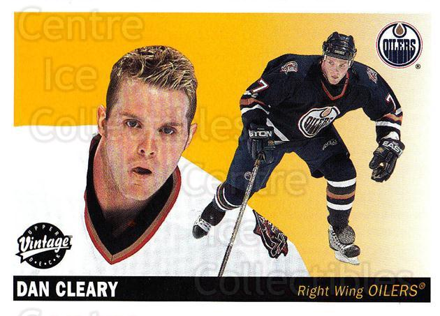 2002-03 UD Vintage #105 Daniel Cleary<br/>9 In Stock - $1.00 each - <a href=https://centericecollectibles.foxycart.com/cart?name=2002-03%20UD%20Vintage%20%23105%20Daniel%20Cleary...&quantity_max=9&price=$1.00&code=110222 class=foxycart> Buy it now! </a>