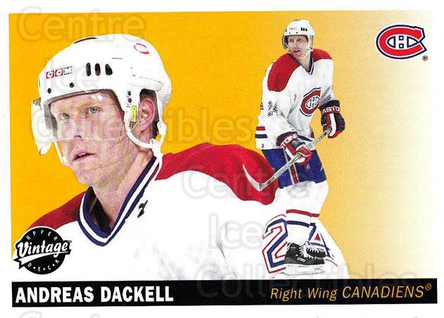 2002-03 UD Vintage #138 Andreas Dackell<br/>5 In Stock - $1.00 each - <a href=https://centericecollectibles.foxycart.com/cart?name=2002-03%20UD%20Vintage%20%23138%20Andreas%20Dackell...&quantity_max=5&price=$1.00&code=110256 class=foxycart> Buy it now! </a>
