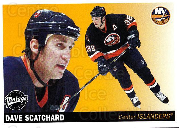 2002-03 UD Vintage #161 Dave Scatchard<br/>11 In Stock - $1.00 each - <a href=https://centericecollectibles.foxycart.com/cart?name=2002-03%20UD%20Vintage%20%23161%20Dave%20Scatchard...&quantity_max=11&price=$1.00&code=110274 class=foxycart> Buy it now! </a>