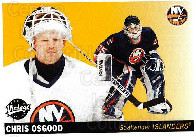 2002-03 UD Vintage #162 Chris Osgood<br/>8 In Stock - $1.00 each - <a href=https://centericecollectibles.foxycart.com/cart?name=2002-03%20UD%20Vintage%20%23162%20Chris%20Osgood...&quantity_max=8&price=$1.00&code=110275 class=foxycart> Buy it now! </a>