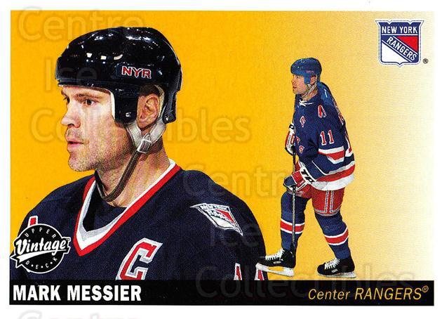 2002-03 UD Vintage #170 Mark Messier<br/>7 In Stock - $2.00 each - <a href=https://centericecollectibles.foxycart.com/cart?name=2002-03%20UD%20Vintage%20%23170%20Mark%20Messier...&quantity_max=7&price=$2.00&code=110282 class=foxycart> Buy it now! </a>
