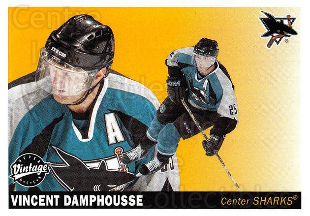 2002-03 UD Vintage #208 Vincent Damphousse<br/>9 In Stock - $1.00 each - <a href=https://centericecollectibles.foxycart.com/cart?name=2002-03%20UD%20Vintage%20%23208%20Vincent%20Damphou...&quantity_max=9&price=$1.00&code=110321 class=foxycart> Buy it now! </a>