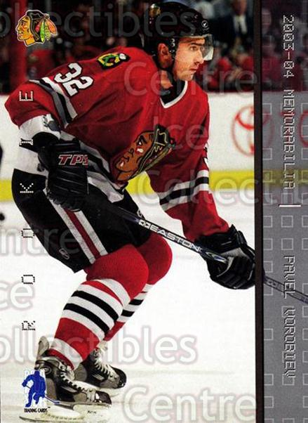 2003-04 BAP Memorabilia #188 Pavel Vorobiev<br/>58 In Stock - $2.00 each - <a href=https://centericecollectibles.foxycart.com/cart?name=2003-04%20BAP%20Memorabilia%20%23188%20Pavel%20Vorobiev...&quantity_max=58&price=$2.00&code=111341 class=foxycart> Buy it now! </a>