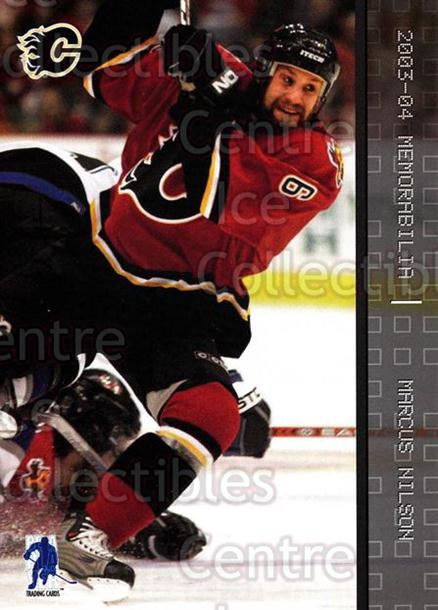 2003-04 BAP Memorabilia #212 Marcus Nilsson<br/>1 In Stock - $2.00 each - <a href=https://centericecollectibles.foxycart.com/cart?name=2003-04%20BAP%20Memorabilia%20%23212%20Marcus%20Nilsson...&quantity_max=1&price=$2.00&code=111365 class=foxycart> Buy it now! </a>