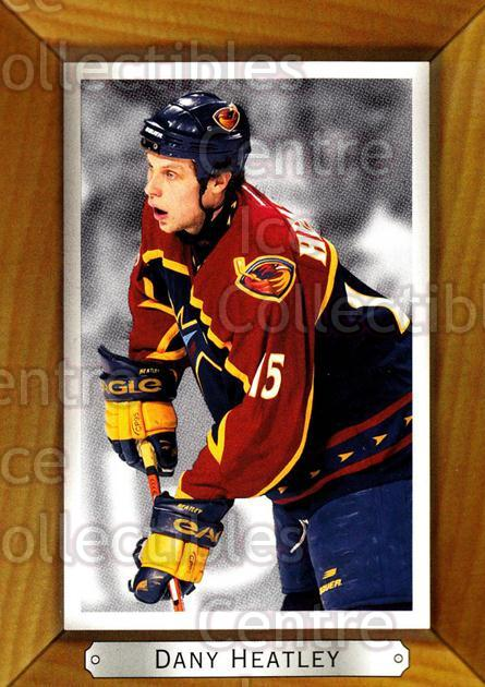 2003-04 Beehive #11 Dany Heatley<br/>8 In Stock - $1.00 each - <a href=https://centericecollectibles.foxycart.com/cart?name=2003-04%20Beehive%20%2311%20Dany%20Heatley...&quantity_max=8&price=$1.00&code=111466 class=foxycart> Buy it now! </a>