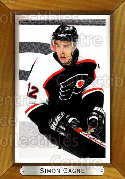 2003-04 Beehive #147 Simon Gagne<br/>6 In Stock - $1.00 each - <a href=https://centericecollectibles.foxycart.com/cart?name=2003-04%20Beehive%20%23147%20Simon%20Gagne...&quantity_max=6&price=$1.00&code=111499 class=foxycart> Buy it now! </a>