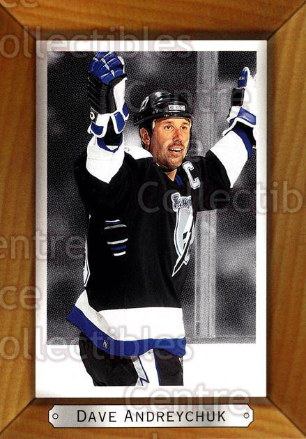 2003-04 Beehive #172 Dave Andreychuk<br/>8 In Stock - $1.00 each - <a href=https://centericecollectibles.foxycart.com/cart?name=2003-04%20Beehive%20%23172%20Dave%20Andreychuk...&quantity_max=8&price=$1.00&code=111526 class=foxycart> Buy it now! </a>