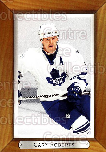 2003-04 Beehive #178 Gary Roberts<br/>6 In Stock - $1.00 each - <a href=https://centericecollectibles.foxycart.com/cart?name=2003-04%20Beehive%20%23178%20Gary%20Roberts...&quantity_max=6&price=$1.00&code=111532 class=foxycart> Buy it now! </a>
