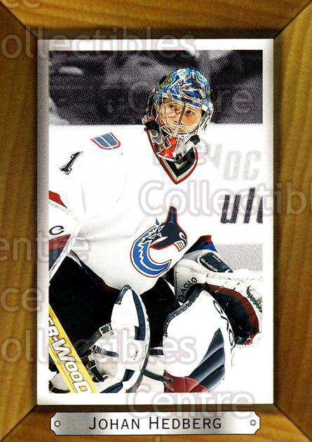 2003-04 Beehive #193 Johan Hedberg<br/>8 In Stock - $1.00 each - <a href=https://centericecollectibles.foxycart.com/cart?name=2003-04%20Beehive%20%23193%20Johan%20Hedberg...&quantity_max=8&price=$1.00&code=111548 class=foxycart> Buy it now! </a>