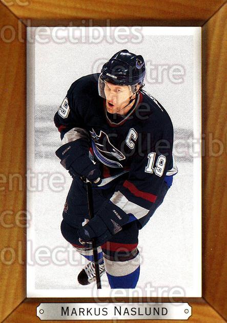 2003-04 Beehive #194 Markus Naslund<br/>8 In Stock - $1.00 each - <a href=https://centericecollectibles.foxycart.com/cart?name=2003-04%20Beehive%20%23194%20Markus%20Naslund...&quantity_max=8&price=$1.00&code=111549 class=foxycart> Buy it now! </a>