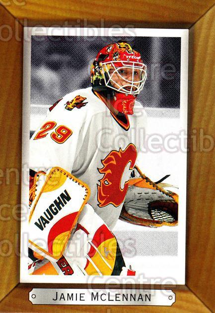 2003-04 Beehive #29 Jamie McLennan<br/>7 In Stock - $1.00 each - <a href=https://centericecollectibles.foxycart.com/cart?name=2003-04%20Beehive%20%2329%20Jamie%20McLennan...&quantity_max=7&price=$1.00&code=111576 class=foxycart> Buy it now! </a>