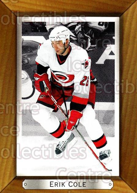 2003-04 Beehive #35 Erik Cole<br/>7 In Stock - $1.00 each - <a href=https://centericecollectibles.foxycart.com/cart?name=2003-04%20Beehive%20%2335%20Erik%20Cole...&quantity_max=7&price=$1.00&code=111583 class=foxycart> Buy it now! </a>