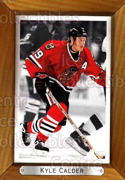 2003-04 Beehive #41 Kyle Calder<br/>8 In Stock - $1.00 each - <a href=https://centericecollectibles.foxycart.com/cart?name=2003-04%20Beehive%20%2341%20Kyle%20Calder...&quantity_max=8&price=$1.00&code=111590 class=foxycart> Buy it now! </a>