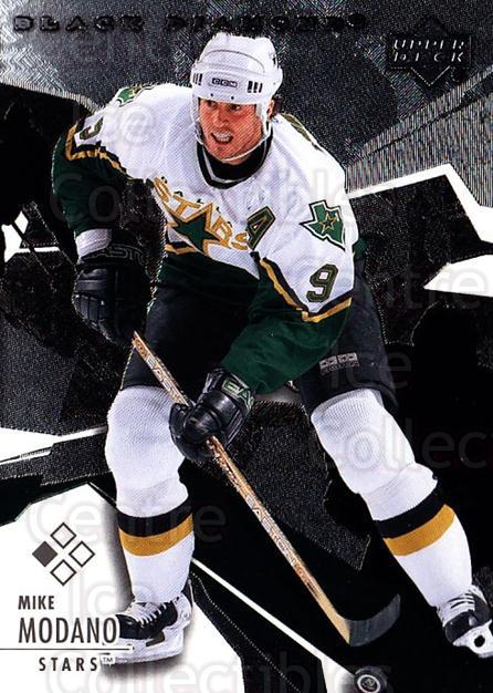 2003-04 Black Diamond #52 Mike Modano<br/>4 In Stock - $1.00 each - <a href=https://centericecollectibles.foxycart.com/cart?name=2003-04%20Black%20Diamond%20%2352%20Mike%20Modano...&quantity_max=4&price=$1.00&code=111703 class=foxycart> Buy it now! </a>