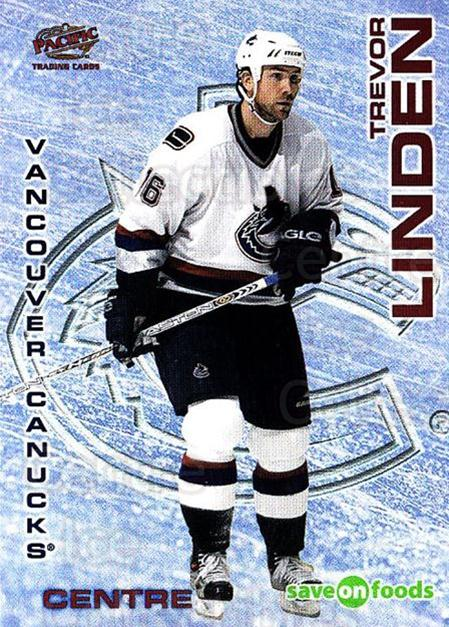2003-04 Vancouver Canucks Sav-on-Foods #1 Trevor Linden<br/>3 In Stock - $3.00 each - <a href=https://centericecollectibles.foxycart.com/cart?name=2003-04%20Vancouver%20Canucks%20Sav-on-Foods%20%231%20Trevor%20Linden...&quantity_max=3&price=$3.00&code=112125 class=foxycart> Buy it now! </a>