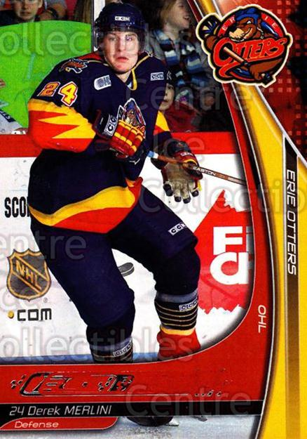 2003-04 Erie Otters #17 Derek Merlini<br/>2 In Stock - $3.00 each - <a href=https://centericecollectibles.foxycart.com/cart?name=2003-04%20Erie%20Otters%20%2317%20Derek%20Merlini...&price=$3.00&code=112831 class=foxycart> Buy it now! </a>