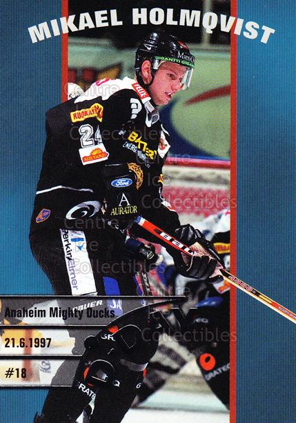 2003-04 Finnish Cardset D-Day #2 Michael Holmqvist<br/>2 In Stock - $3.00 each - <a href=https://centericecollectibles.foxycart.com/cart?name=2003-04%20Finnish%20Cardset%20D-Day%20%232%20Michael%20Holmqvi...&quantity_max=2&price=$3.00&code=112864 class=foxycart> Buy it now! </a>