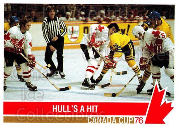 1992 Future Trends Canada Cup 1976 #139 Bobby Hull, Phil Esposito<br/>15 In Stock - $2.00 each - <a href=https://centericecollectibles.foxycart.com/cart?name=1992%20Future%20Trends%20Canada%20Cup%201976%20%23139%20Bobby%20Hull,%20Phi...&quantity_max=15&price=$2.00&code=11364 class=foxycart> Buy it now! </a>