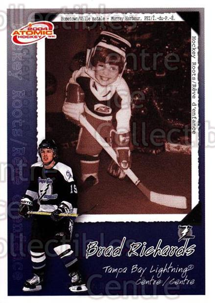 2003-04 McDonalds Pacific Hockey Roots Checklists #9 Brad Richards<br/>5 In Stock - $1.00 each - <a href=https://centericecollectibles.foxycart.com/cart?name=2003-04%20McDonalds%20Pacific%20Hockey%20Roots%20Checklists%20%239%20Brad%20Richards...&quantity_max=5&price=$1.00&code=113691 class=foxycart> Buy it now! </a>