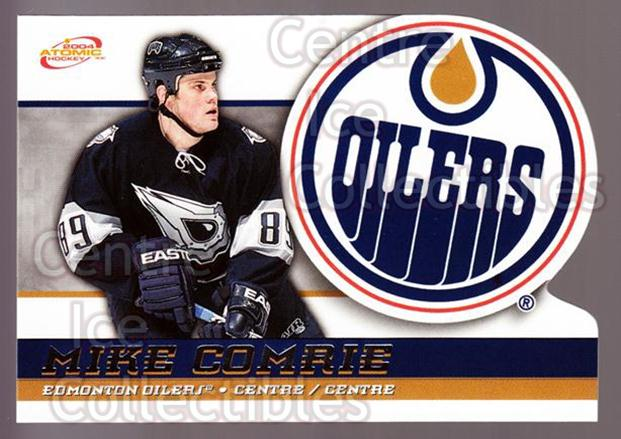 2003-04 McDonalds Pacific #21 Mike Comrie<br/>6 In Stock - $1.00 each - <a href=https://centericecollectibles.foxycart.com/cart?name=2003-04%20McDonalds%20Pacific%20%2321%20Mike%20Comrie...&quantity_max=6&price=$1.00&code=113710 class=foxycart> Buy it now! </a>