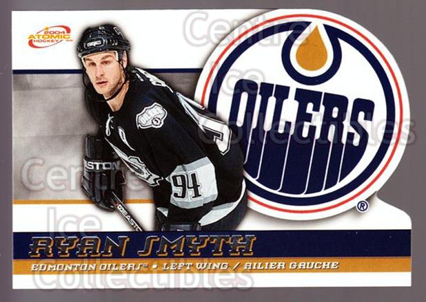 2003-04 McDonalds Pacific #23 Ryan Smyth<br/>7 In Stock - $1.00 each - <a href=https://centericecollectibles.foxycart.com/cart?name=2003-04%20McDonalds%20Pacific%20%2323%20Ryan%20Smyth...&quantity_max=7&price=$1.00&code=113712 class=foxycart> Buy it now! </a>