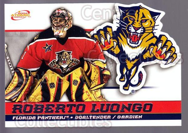 2003-04 McDonalds Pacific #25 Roberto Luongo<br/>3 In Stock - $2.00 each - <a href=https://centericecollectibles.foxycart.com/cart?name=2003-04%20McDonalds%20Pacific%20%2325%20Roberto%20Luongo...&quantity_max=3&price=$2.00&code=113714 class=foxycart> Buy it now! </a>