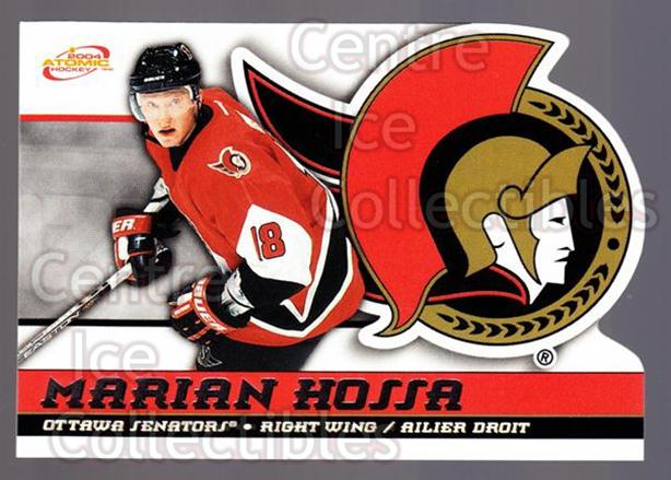 2003-04 McDonalds Pacific #36 Marian Hossa<br/>3 In Stock - $1.00 each - <a href=https://centericecollectibles.foxycart.com/cart?name=2003-04%20McDonalds%20Pacific%20%2336%20Marian%20Hossa...&quantity_max=3&price=$1.00&code=113726 class=foxycart> Buy it now! </a>