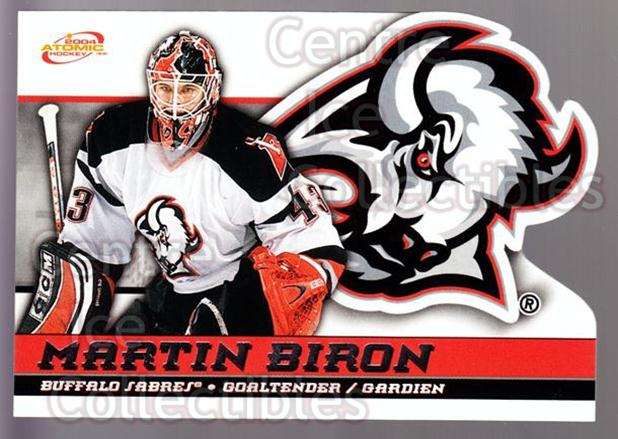 2003-04 McDonalds Pacific #5 Martin Biron<br/>3 In Stock - $1.00 each - <a href=https://centericecollectibles.foxycart.com/cart?name=2003-04%20McDonalds%20Pacific%20%235%20Martin%20Biron...&quantity_max=3&price=$1.00&code=113740 class=foxycart> Buy it now! </a>