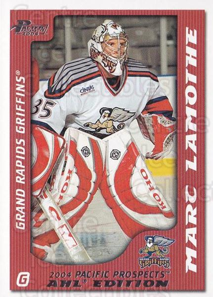 2003-04 Pacific AHL Prospects #26 Marc Lamothe<br/>8 In Stock - $1.00 each - <a href=https://centericecollectibles.foxycart.com/cart?name=2003-04%20Pacific%20AHL%20Prospects%20%2326%20Marc%20Lamothe...&price=$1.00&code=114202 class=foxycart> Buy it now! </a>