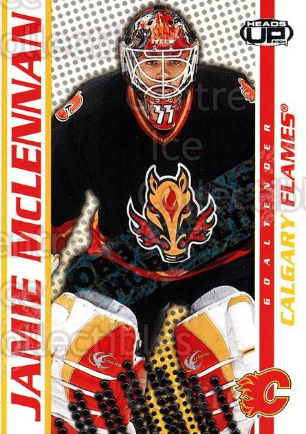 2003-04 Heads-Up Hobby LTD #15 Jamie McLennan<br/>3 In Stock - $3.00 each - <a href=https://centericecollectibles.foxycart.com/cart?name=2003-04%20Heads-Up%20Hobby%20LTD%20%2315%20Jamie%20McLennan...&quantity_max=3&price=$3.00&code=115120 class=foxycart> Buy it now! </a>