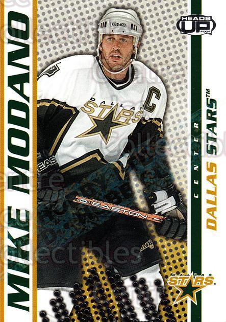 2003-04 Heads-Up Hobby LTD #32 Mike Modano<br/>2 In Stock - $3.00 each - <a href=https://centericecollectibles.foxycart.com/cart?name=2003-04%20Heads-Up%20Hobby%20LTD%20%2332%20Mike%20Modano...&quantity_max=2&price=$3.00&code=115133 class=foxycart> Buy it now! </a>