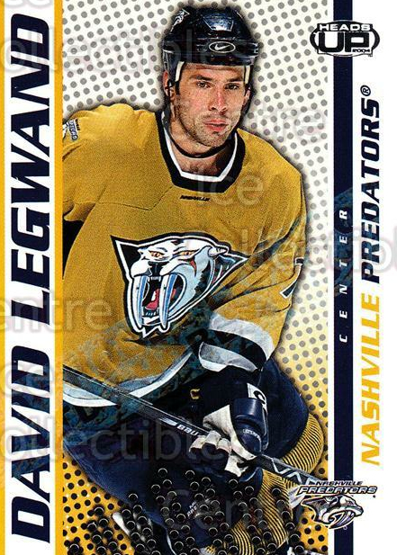 2003-04 Heads-Up Hobby LTD #57 David Legwand<br/>3 In Stock - $3.00 each - <a href=https://centericecollectibles.foxycart.com/cart?name=2003-04%20Heads-Up%20Hobby%20LTD%20%2357%20David%20Legwand...&quantity_max=3&price=$3.00&code=115149 class=foxycart> Buy it now! </a>