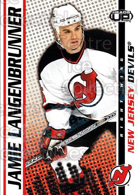 2003-04 Heads-Up Hobby LTD #60 Jamie Langenbrunner<br/>3 In Stock - $3.00 each - <a href=https://centericecollectibles.foxycart.com/cart?name=2003-04%20Heads-Up%20Hobby%20LTD%20%2360%20Jamie%20Langenbru...&quantity_max=3&price=$3.00&code=115152 class=foxycart> Buy it now! </a>