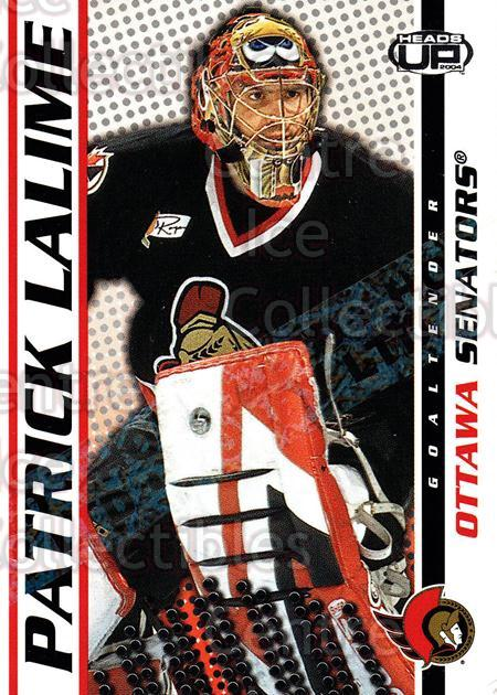 2003-04 Heads-Up Hobby LTD #70 Patrick Lalime<br/>1 In Stock - $3.00 each - <a href=https://centericecollectibles.foxycart.com/cart?name=2003-04%20Heads-Up%20Hobby%20LTD%20%2370%20Patrick%20Lalime...&quantity_max=1&price=$3.00&code=115159 class=foxycart> Buy it now! </a>