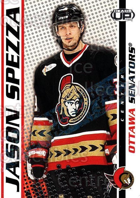 2003-04 Heads-Up Hobby LTD #71 Jason Spezza<br/>2 In Stock - $3.00 each - <a href=https://centericecollectibles.foxycart.com/cart?name=2003-04%20Heads-Up%20Hobby%20LTD%20%2371%20Jason%20Spezza...&quantity_max=2&price=$3.00&code=115160 class=foxycart> Buy it now! </a>
