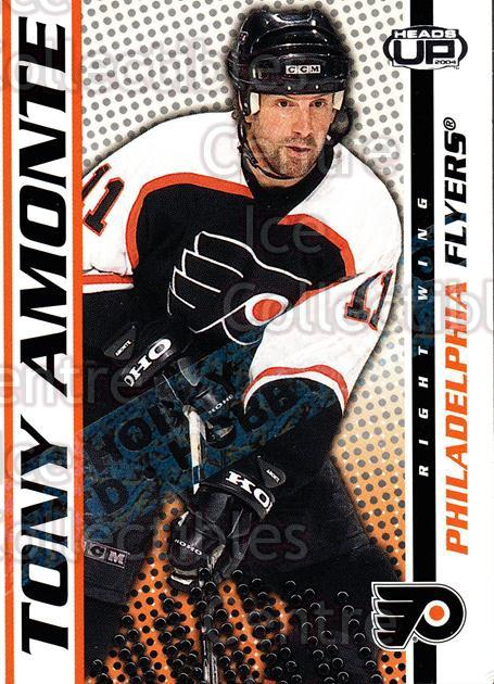 2003-04 Heads-Up Hobby LTD #72 Tony Amonte<br/>3 In Stock - $3.00 each - <a href=https://centericecollectibles.foxycart.com/cart?name=2003-04%20Heads-Up%20Hobby%20LTD%20%2372%20Tony%20Amonte...&quantity_max=3&price=$3.00&code=115161 class=foxycart> Buy it now! </a>